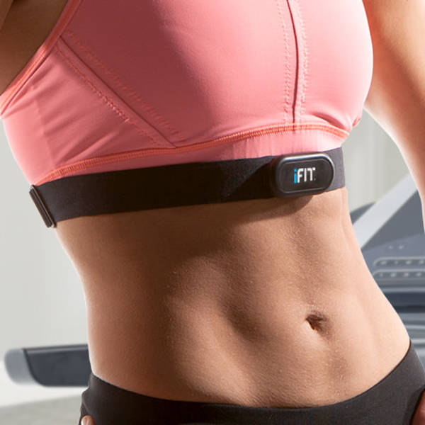 Кардиодатчик iFit Bluetooth Chest Belt для тренировок